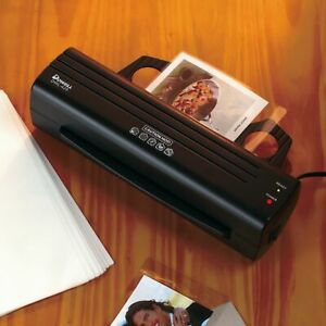 Thermal Seal Laminator Preserves Photos Cards Id Badges And More