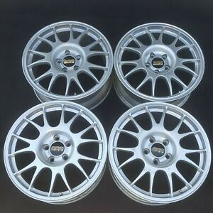18 Bbs Re771 Forged Wheels Rims Subaru Sti Bbk Friendly 5x114 3 Japan 18x8 40