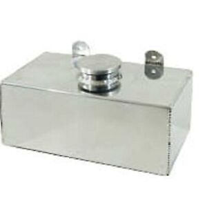Racing Power rpc R2516 Overflow Recovery Tank Catch Fabricated Aluminum Wate