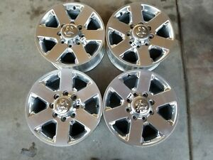 2005 2018 Dodge Ram 2500 3500 Factory Wheels Set Of 4 Free Shipping L K