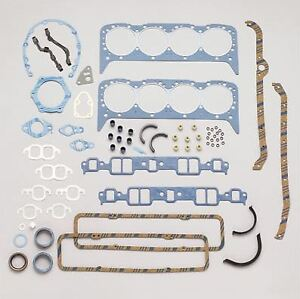 1980 1985 Full Gasket Set 350 Chevy Sbc Fel Pro Sealed Power 260 1045