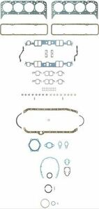 New Fel Pro 260 1024 Engine Overhaul Gasket Set 1981 1985 Chevy Sb 305 5 0l