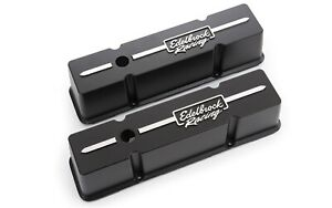 Engine Valve Cover Set Edelbrock 41643