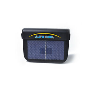Car Solar Energy Air Exhaust Fan Energy Saving Cooling Fans Universal Use