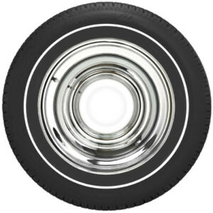 Coker P235 60r16 American Classic 3 8 Whitewall Tire