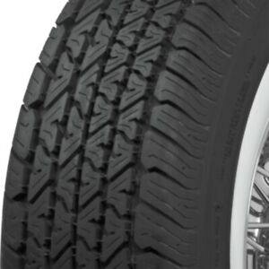 Coker Bfgoodrich Radial 2 1 4 Wide White Wall Tire P215 70r14