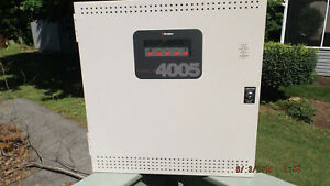 Simplex 4005 9101 Fire Alarm Control Panel Was New In July 2014