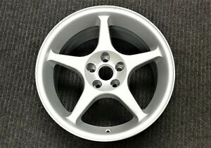 2000 Factory Ford Mustang Cobra R 18 X 9 5 Oem Wheel Rim