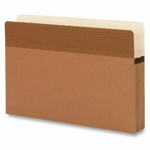 Smead Easy Grip Pockets Expanding File Folders Legal Size 30 Recycled Redro
