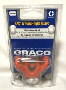 Graco Rac Iv Hand Tight Tip Guard 7 8 Fits Graco Airless Paint Guns New Usa