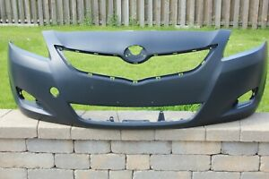 Toyota Yaris 2007 2012 Front Bumper Cover 2011 2010 2009 2008 Ycc Parts Capa