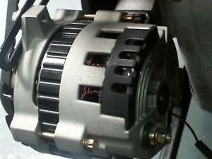 Aston Martin Db5 Db6 Dbs Vantage Steelwings Alternator Upgrade