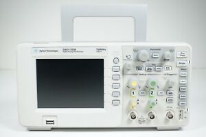 Keysight Used Dso1152b Oscilloscope 2 channel 150 Mhz 16k M W Accessories