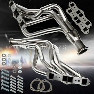 Olds Cutlass Delta 65 74 350 400 455 V8 Long Tube Stainless Performance Headers