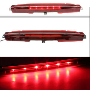New Third 3rd Brake Light Lamp Tail Light High Mount For Chevy Gmc Buick Bravada