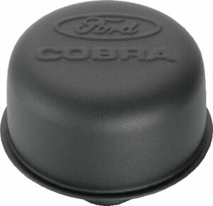 Proform 302 226 Oil Breather Cap Push In Black Fits Ford Cobra 1 1 4 Hole