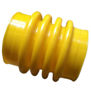 Jumping Jack Bellows Boot 17 5cm Dia For Wacker Rammer Compactor Tamper Yellow