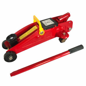 2 Ton Mini Portable Floor Jack Car Garage Auto Small Hydraulic Lift