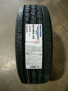 265 70r16 Toyo Open Country H t Ii 112t Owl set Of 4