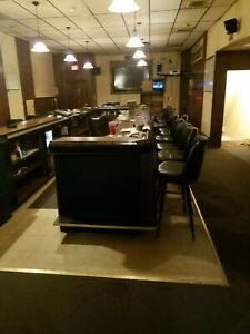 Club Liquidation lot Of Bar Bottle Coolers Sinks Ect