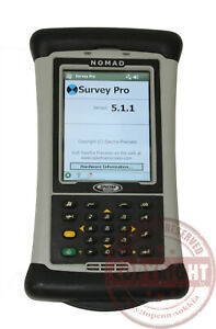 Spectra Nomad Survey Pro Surveying Data Collector total Station trimble topcon