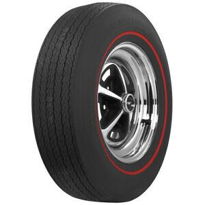Coker F70 15 Firestone Poly glass Redline Sidewall Tire