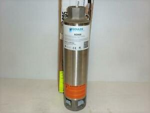 Goulds Submersible Water Well Pump End Only 5 Gpm 1 2 Hp 5gs05r