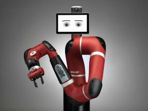 Rethink Robotics Sawyer Arm Controller And Mobile Stand
