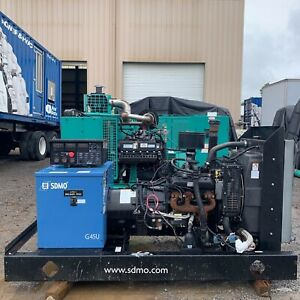 40kw Natural Gas Generator Sdmo
