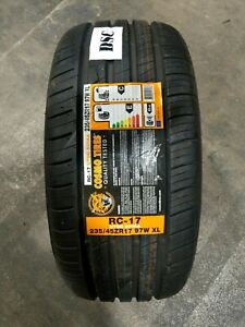 235 45zr17 Cosmo Rc 17 97w Xl M S Set Of 4