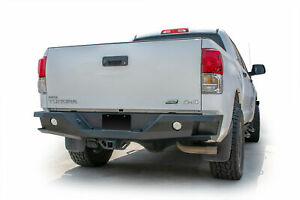 Heavy Duty Replacement Rear Bumper For 2007 2013 Toyota Tundra
