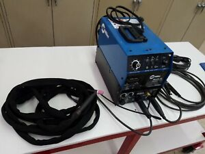Miller Maxstar 91 Tig Welding System With High Frequency Arc Starter New Torch