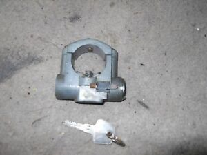 Mgb Steering Column Lock With Ignition Key