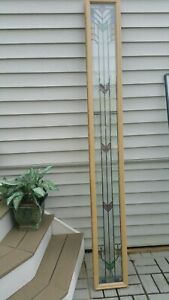 Camelot Stained And Leaded Glass Exterior Door Inserts