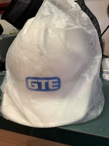 Vintage Gte Hard Hat E h Bullard Model 3000 Safety Helmet Brand New Never Worn