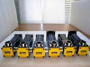 Lot Of 6 Parker Compumotor Sm162ae ngsn Brushless Servo Motors