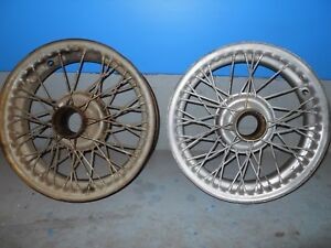 Mga Wire Wheel Rims 2 15 Inch