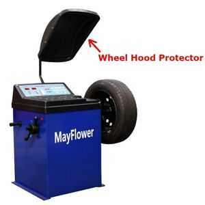 Mayflower Wheel Balancer Machine Wheel Hood Protector Only Fit Model 680 800