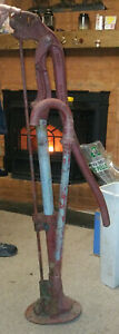 Fe Myers Antique Water Hand Pump