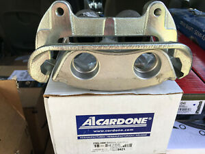 Ford Mustang Svt Cobra Bullitt Front Right Caliper 13 Disc Brakes W Bracket