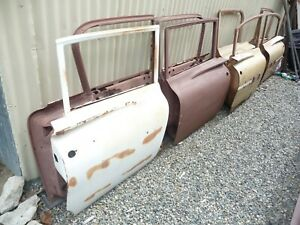 1959 Chevy Station Wagon Doors