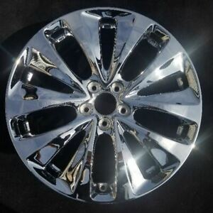 1 Set 19 Inch Chrome Acura Mdx 2014 2016 Oem Factory Original Wheels Rims 71820