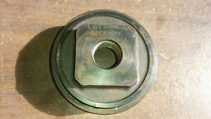 Greenlee 3 1 2 Conduit Knockout Punch And Die 500 4653 500 4652