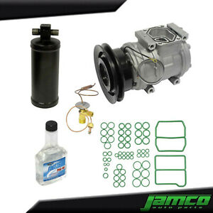 New A C Compressor Kit For Mitsubishi Sigma 3 0l Jp1140kt See Fitment Notes