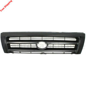 New For Toyota Tacoma Front Grille Black Fits 1997 2000 5310004110c0 To1200211