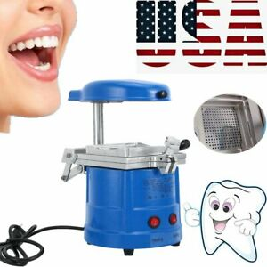 Durable Dental Vacuum Forming Machine Molding Former Heat Thermoforming 1000w Lu