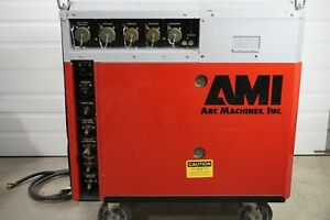 2010 Ami 415 Power Supply Orbital Pipe Welding Welder Arc Machines Piping