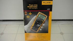 Fluke 177 True rms Multimeter brand New