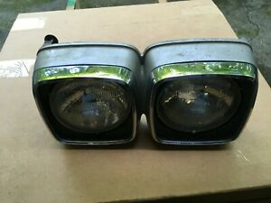 1968 Chrysler New Yorker Right Head Light Rim Bezel