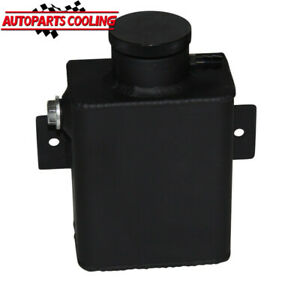1 25l Aluminum Coolant Overflow Bottle Expansion Reservoir Fuel Tank New Usa
